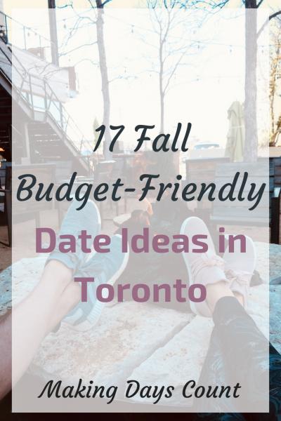 17 Fall Cheap Date Ideas in Toronto