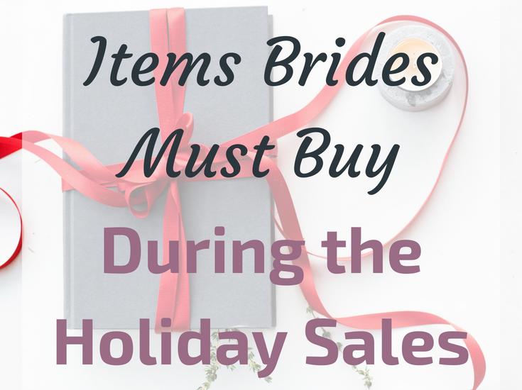 MDC Bride Buy Holiday Sales