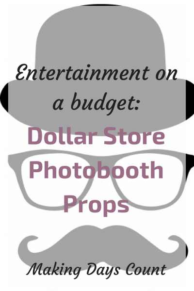 Photobooth Props on a Budget