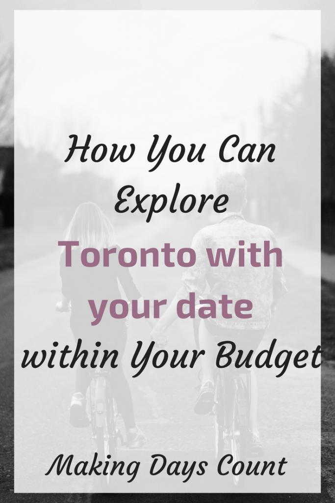 MDC Date Ideas in Toronto