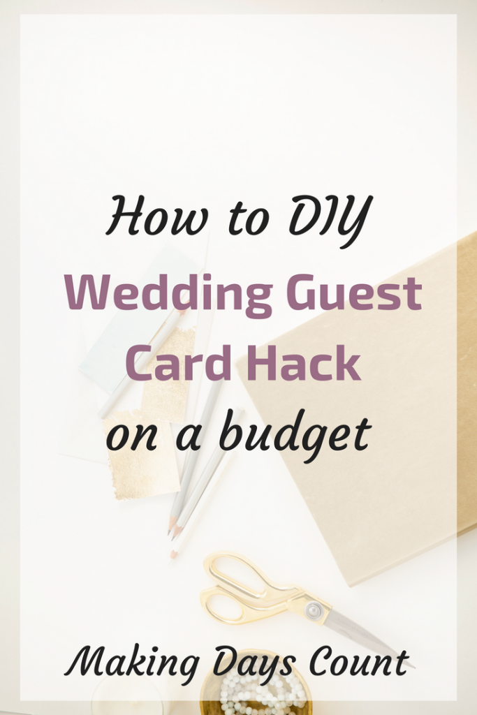 MDC Wedding Card Hack