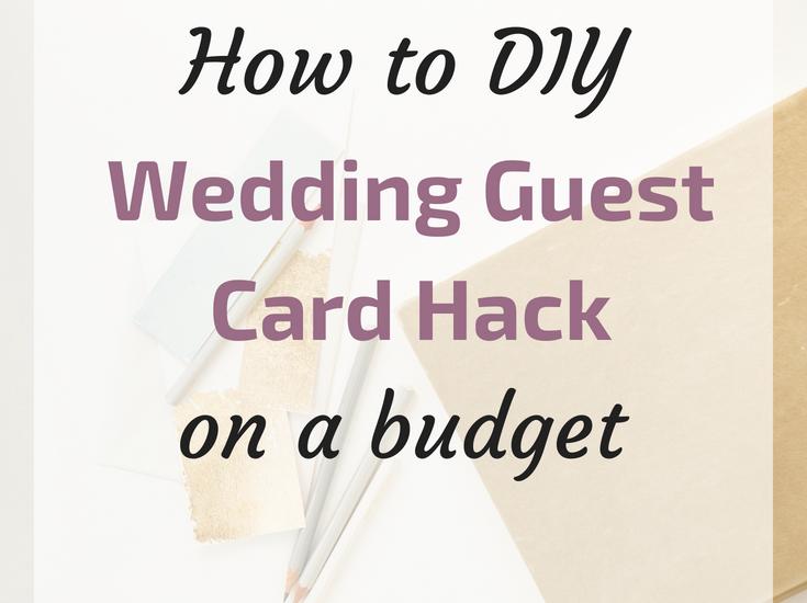 MDC Wedding Card Hack