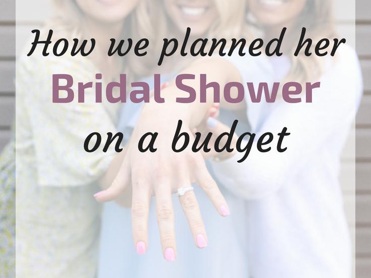 MDC Plan Bridal Shower