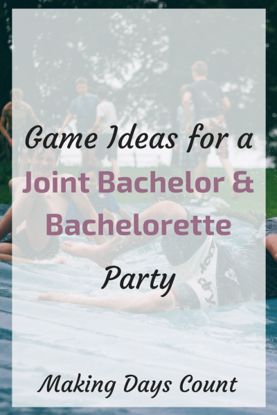 Joint Bachelor and Bachelorette Party Review