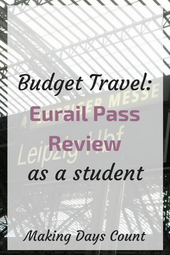MDC Eurail Pass Review