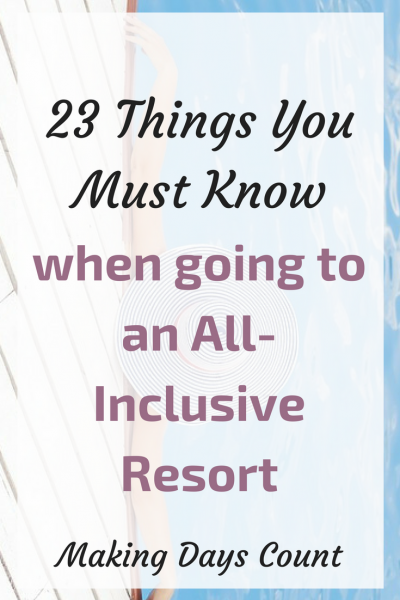 All-Inclusive Things to do
