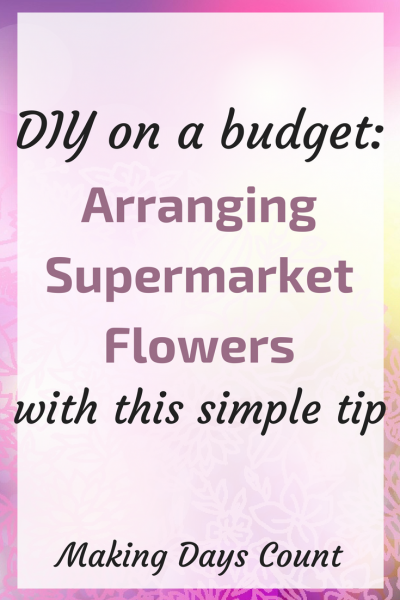 One Thing You Must Have to Arrange Flowers