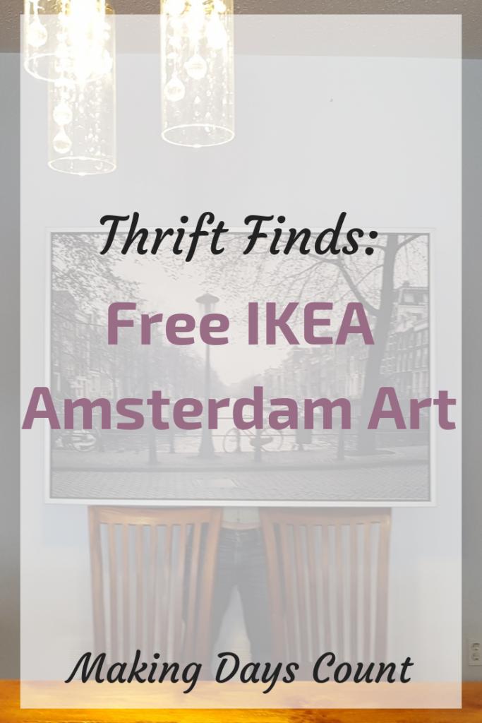 IKEA Free Amsterdam Art