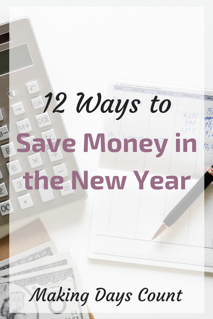 12 ways to save money in 2019