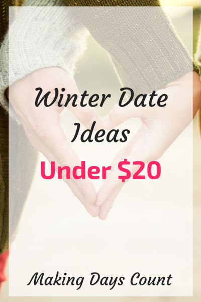Winter Date Ideas under $20