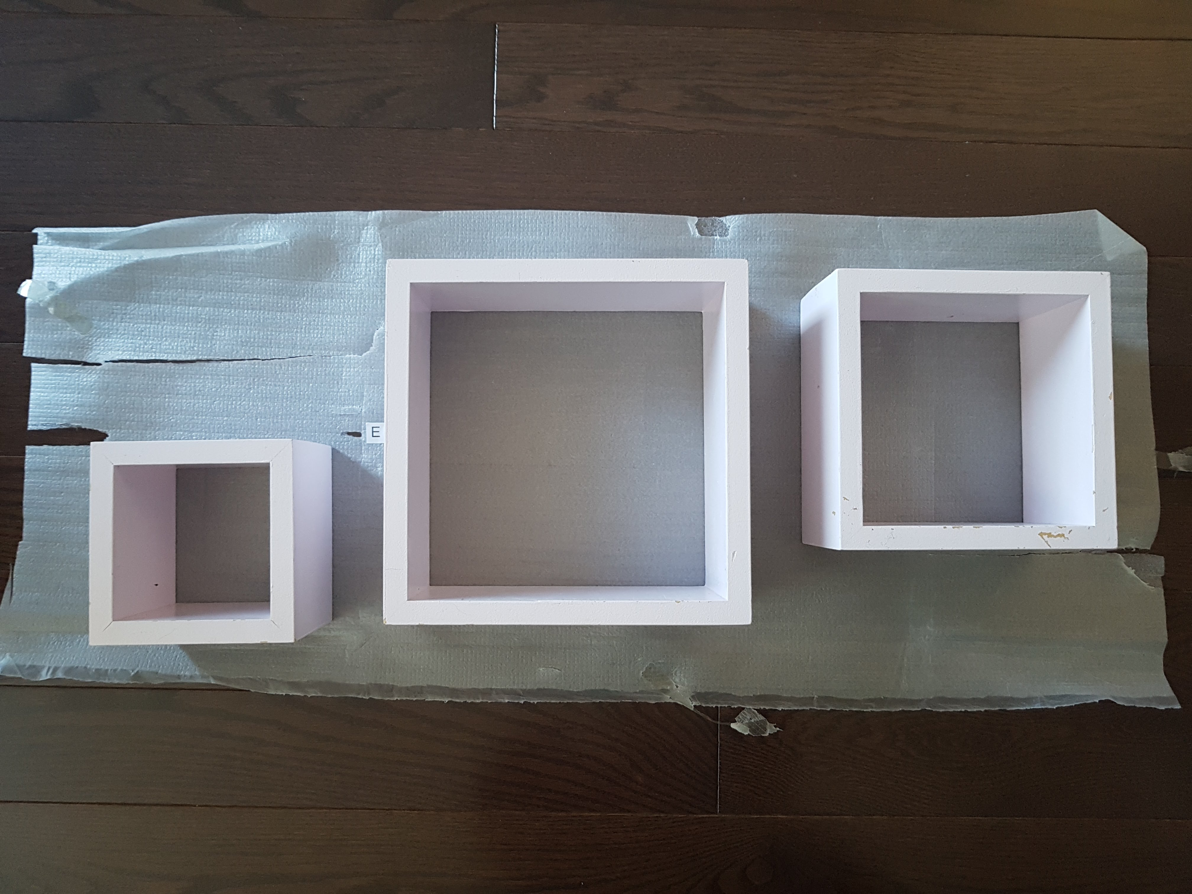 DIY Home Decor Floating Shelves