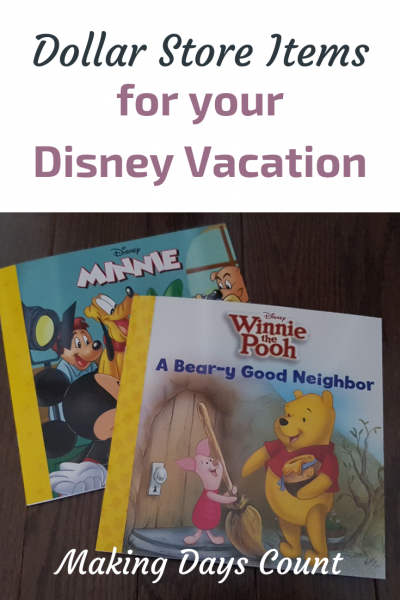 Dollar Tree items to buy before you go to Walt Disney World