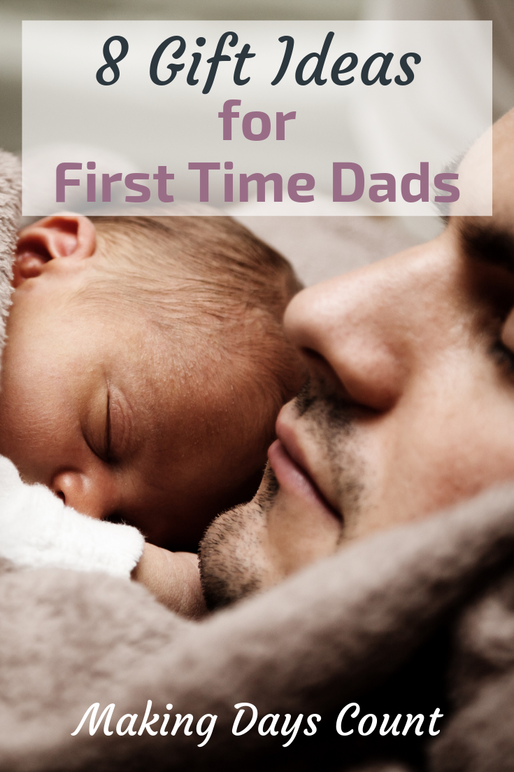 Gift guide for first time fathers