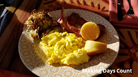 Boere Breakfast - Sanaa restaurant Review