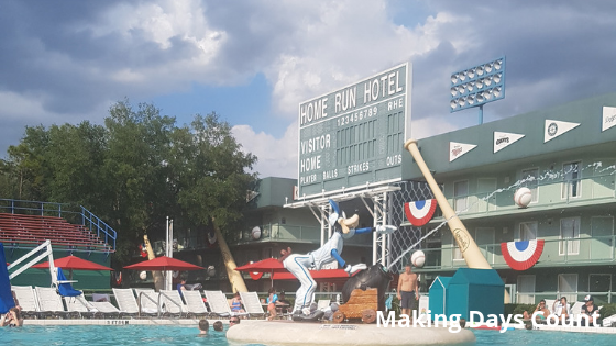 Disney all stars sports pool