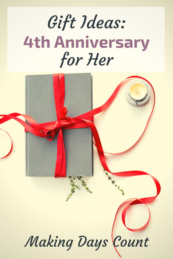 Pin this: 4th anniversary gift ideas for her