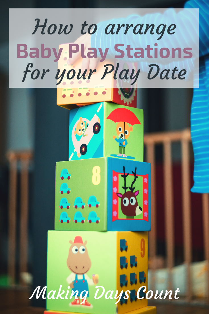 Baby Play Stations Pin