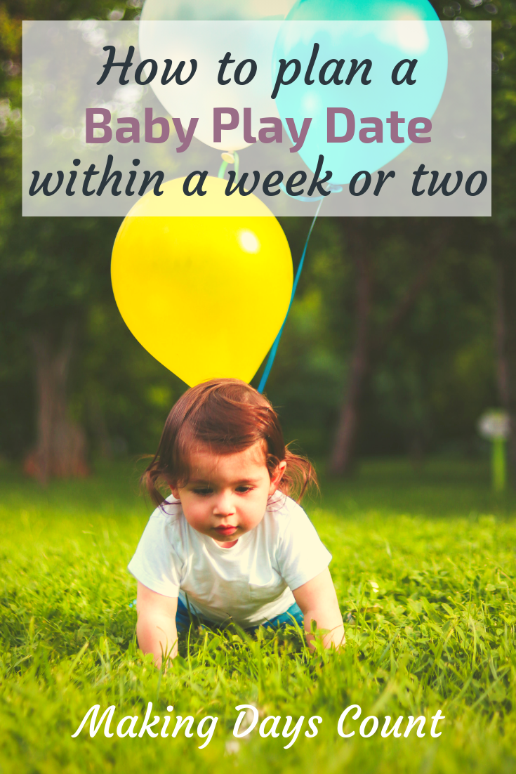 Pin this: Hosting baby play dates