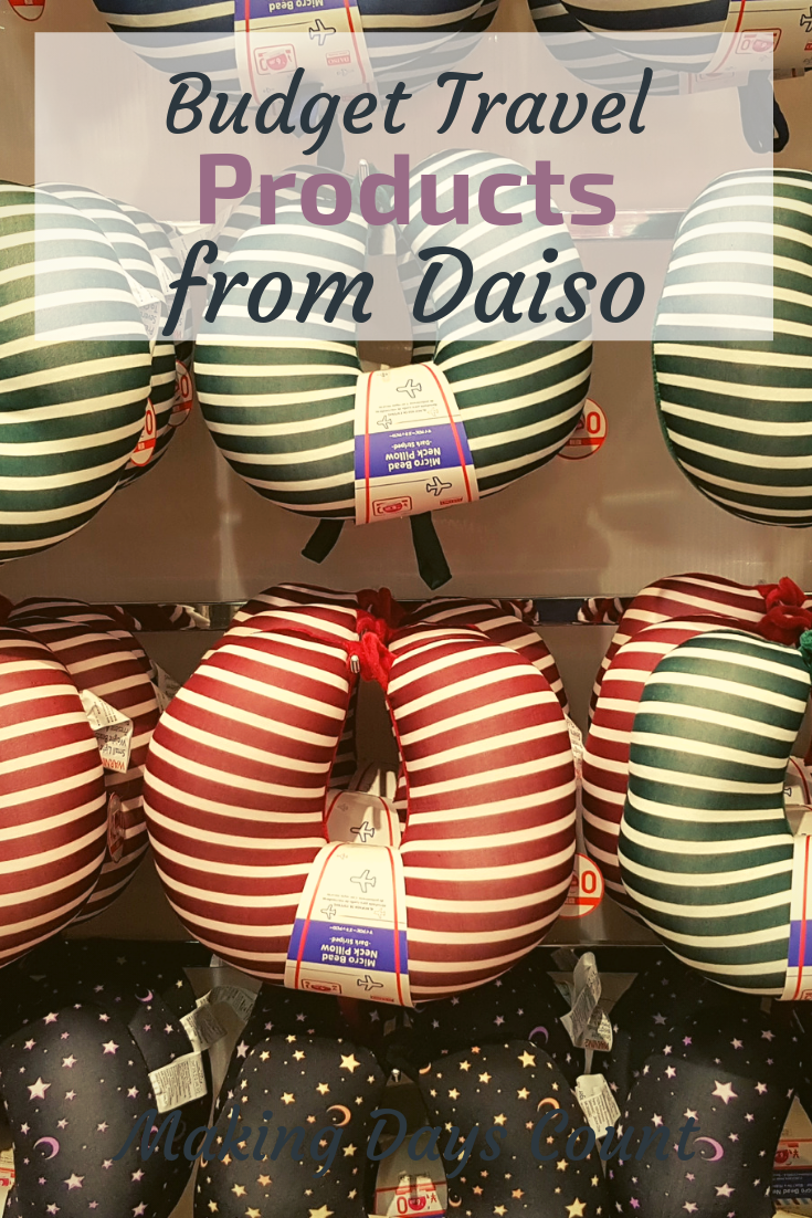 Pin this: Oomomo Daiso Travel Items You Must check out