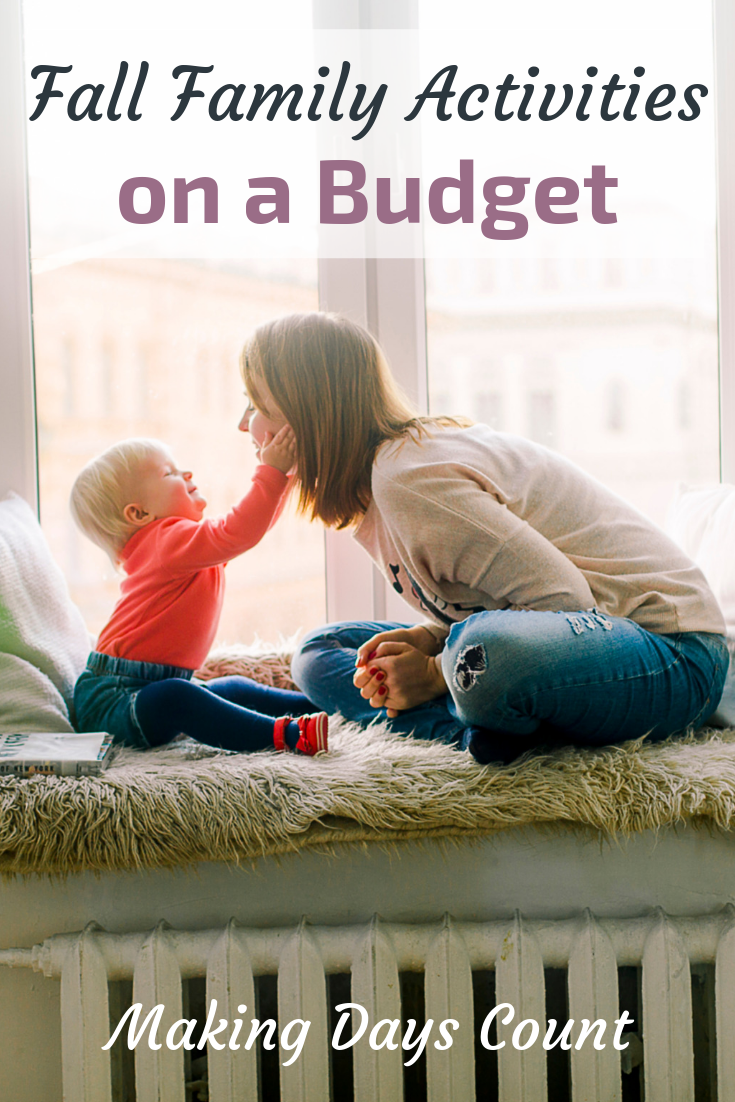 Pin this: Budget friendly fall activities