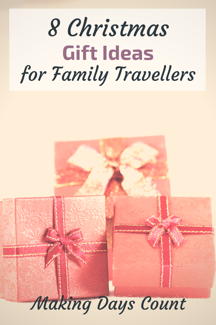 8 Christmas Gift Ideas for Travelers