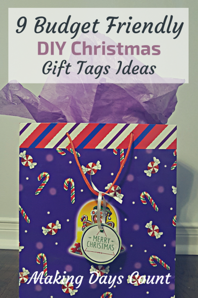 Canva Tutorial: DIY Christmas Gift Tags