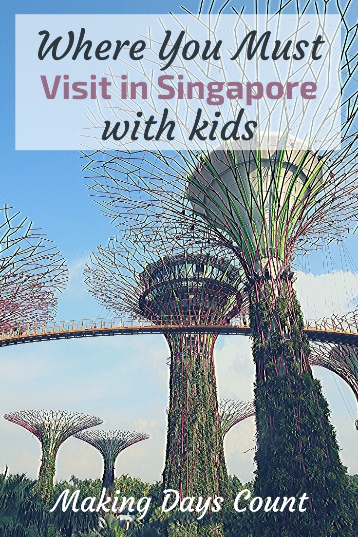 Kid-friendly Places to Visit in Singapore
