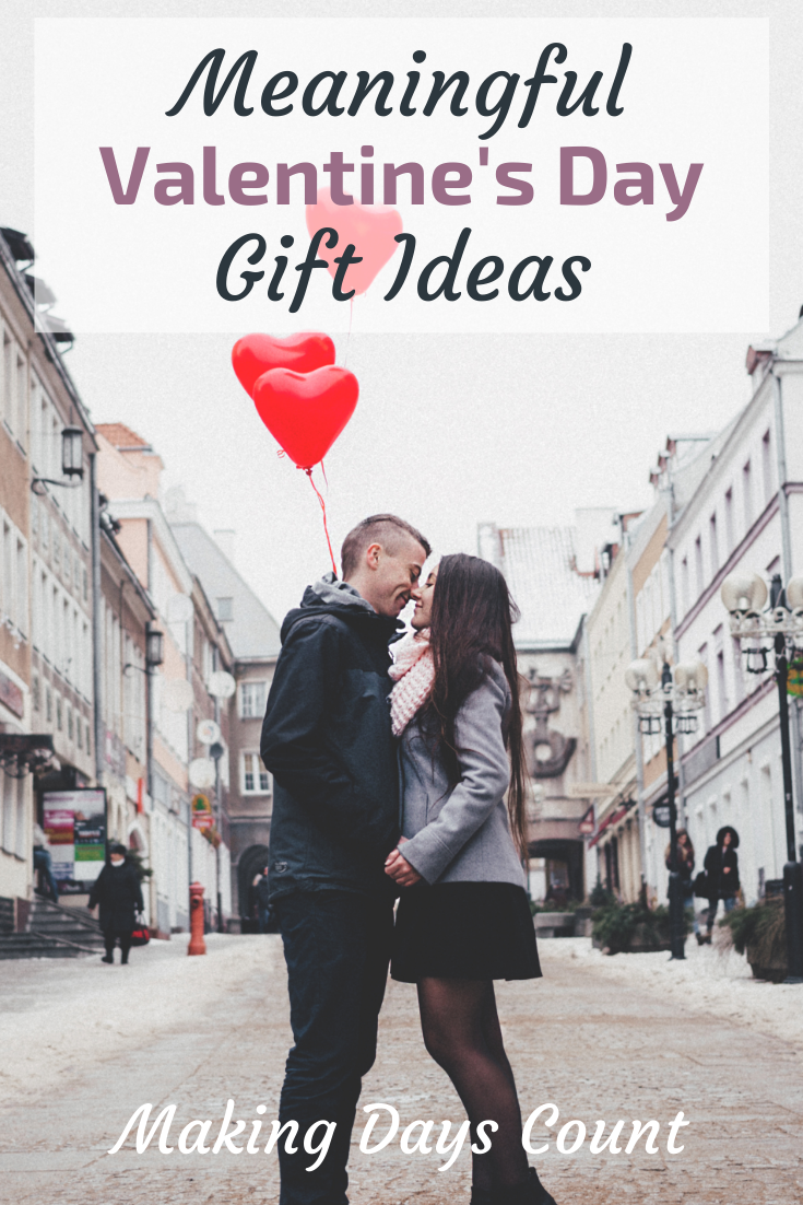 Meaningful Valentine's day gift ideas