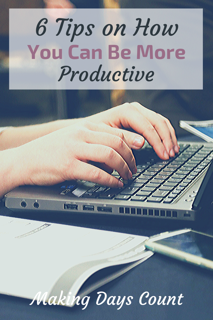 Pin This: How to be more productive
