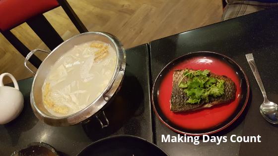 Lokkee Fish Congee