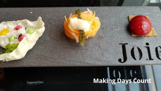 Joie Restaurant Side Dish