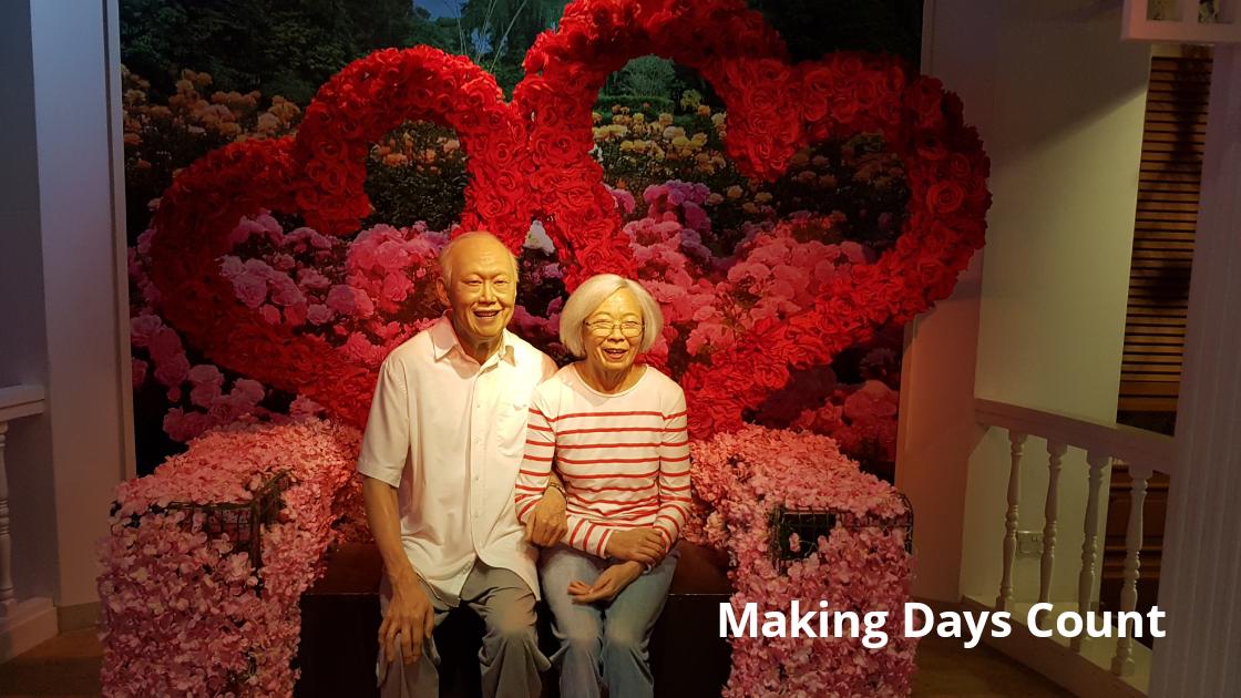 Madame Tussauds: SEA Aquarium: VIsit Sentosa Island in Singapore with a baby