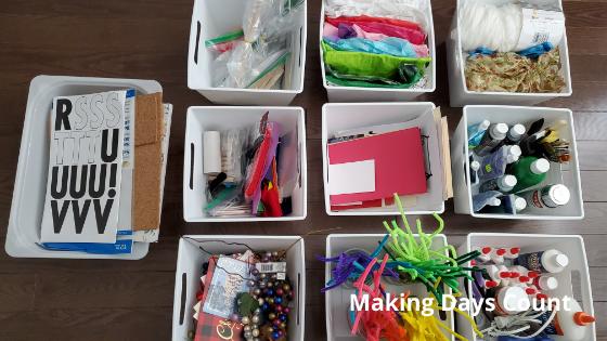 How to Organize a Craft Closet