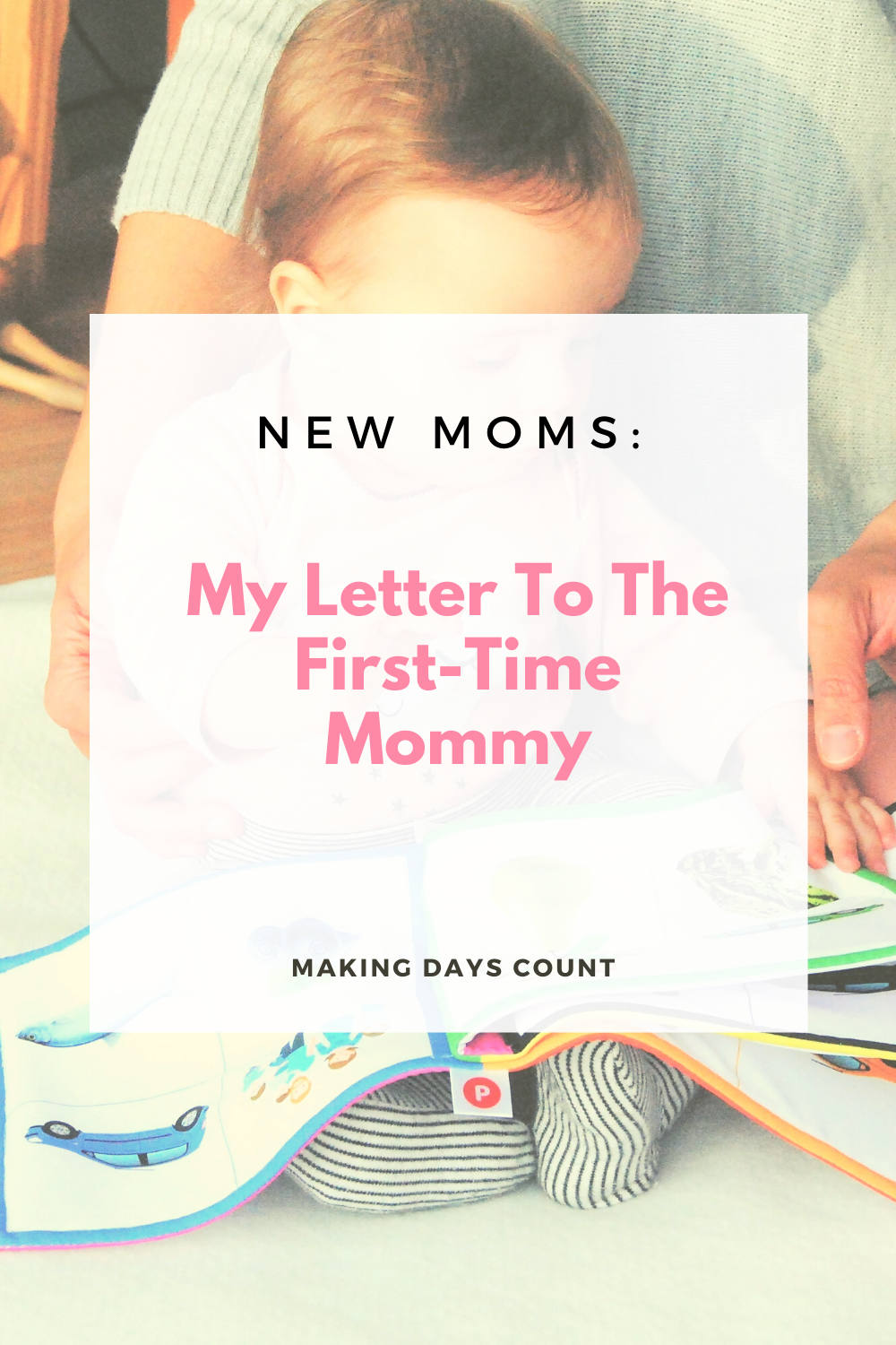 letters to a new mom