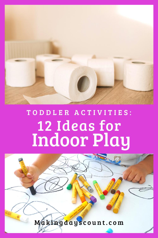 quarantine toddler activities