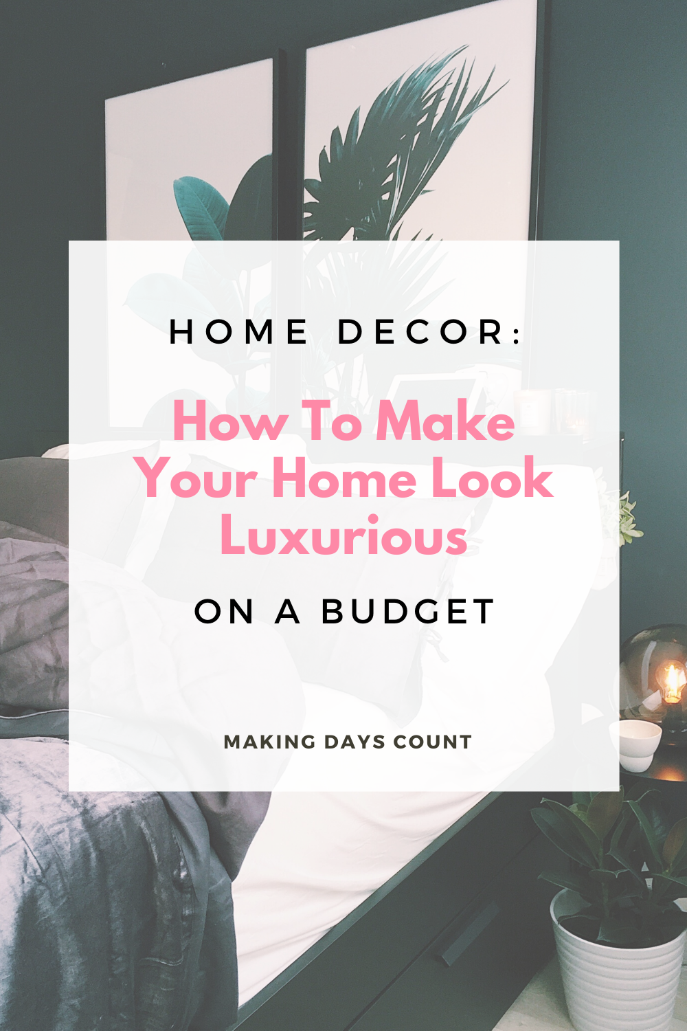 Budget DIY Projects for Your Home