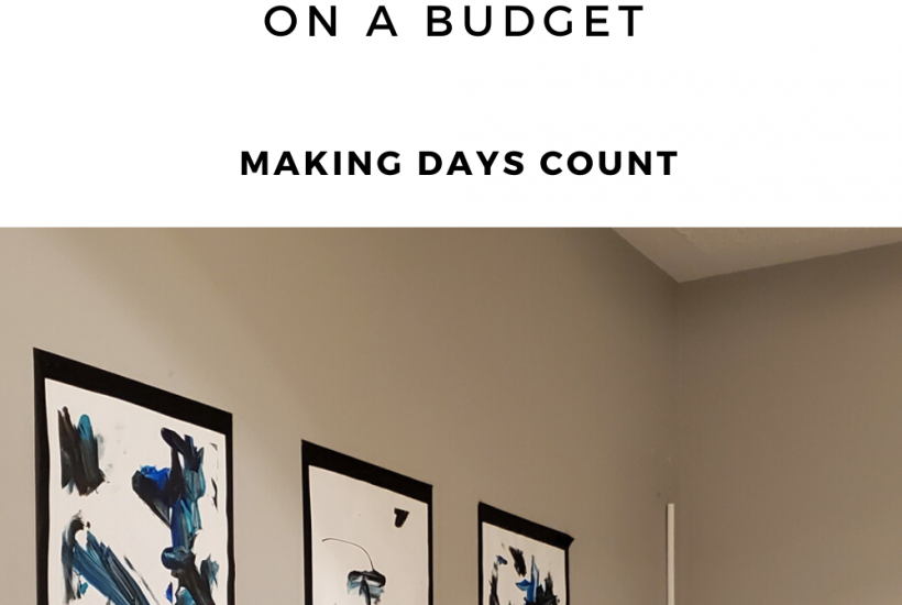 Budget Guest Room Wall Decor