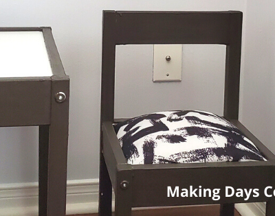 IKEA Hack: Latt Kids Table Makeover