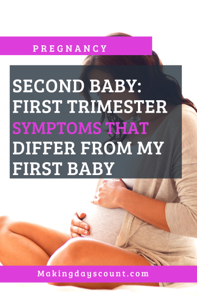 first trimester pregnancy symptoms