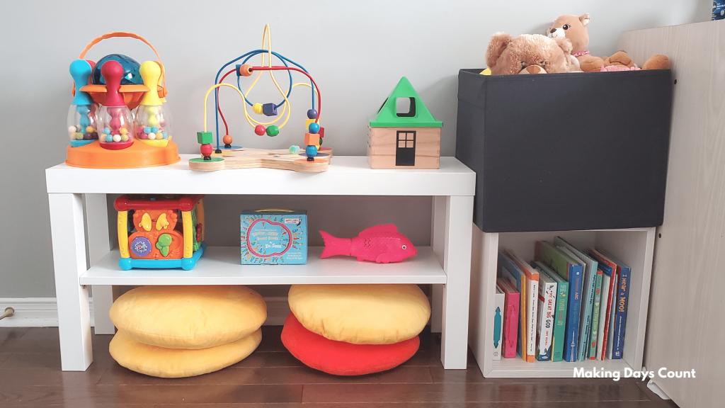 Budget Toy Storage