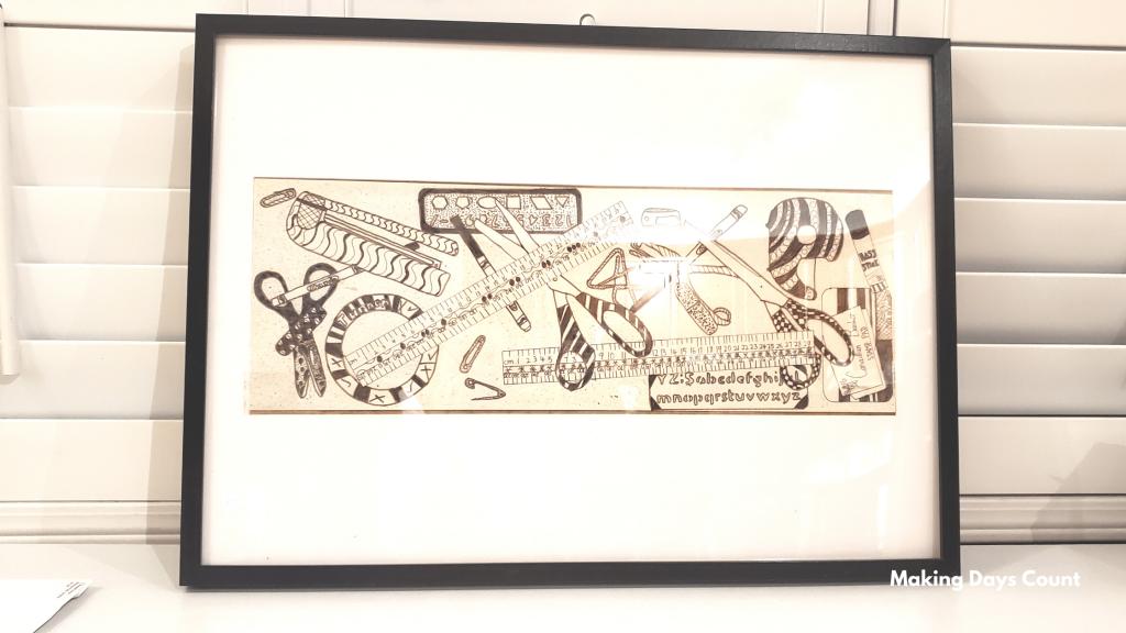 DIY Art Hacks: Framing