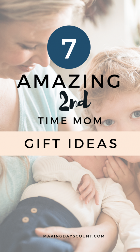 2nd time mom gift ideas