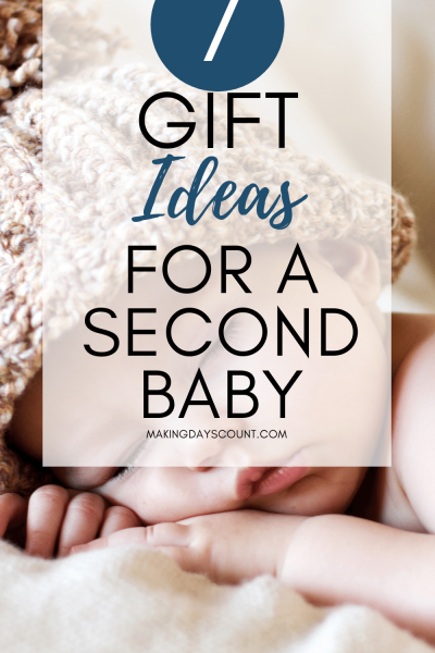 Top 7 Second Baby Gift Ideas