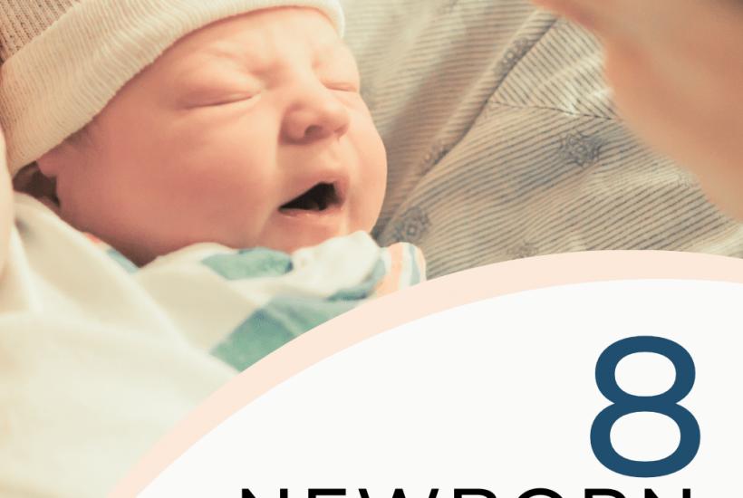 8 Newborn and Postpartum Tips for Moms